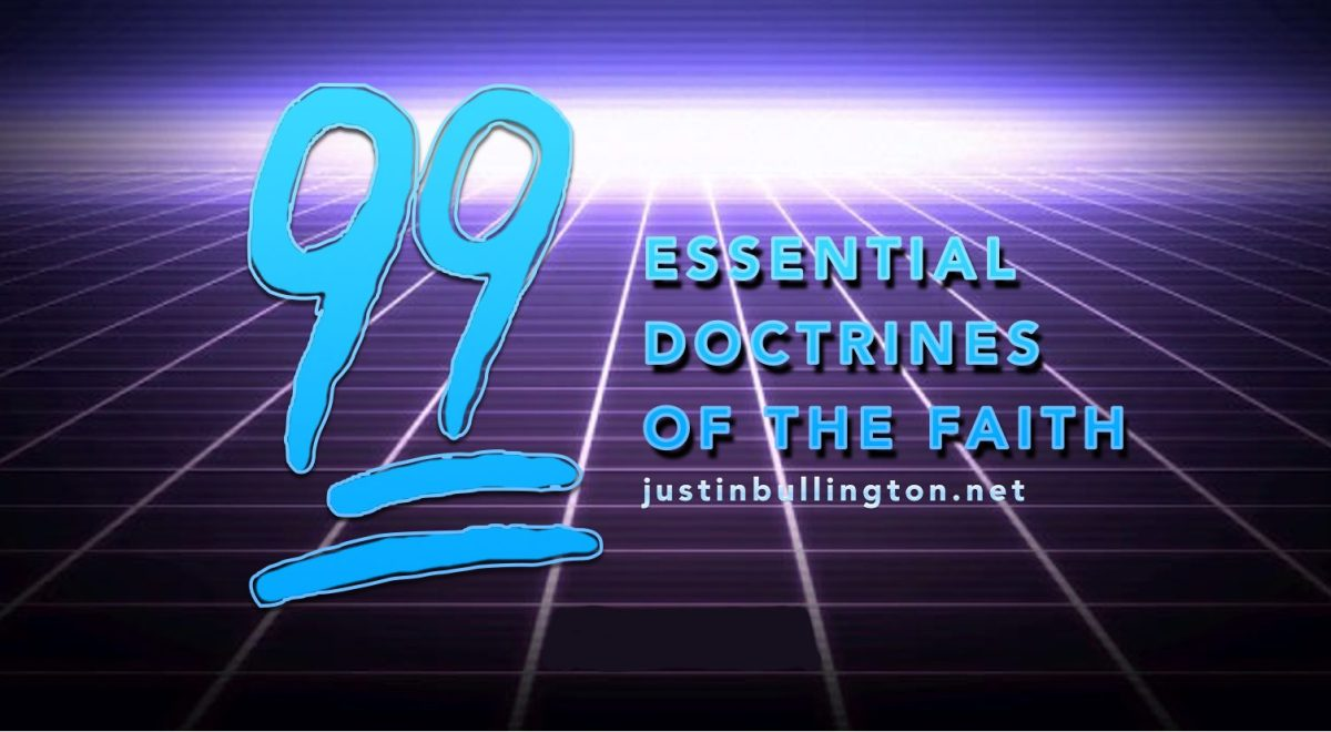 99 Doctrines: #4 Inerrancy