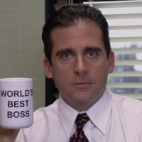 Please Don't Be Michael Scott Overseas